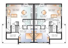 Zen / Contemporain, Duplex / Triplex   W3064   Maison Laprise - Maisons pré-usinées