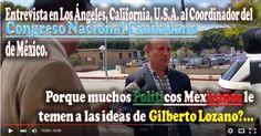 Opinión Inercial: ¿Porque muchos Políticos Mexicanos le temen a las ideas de Gilberto Lozano?... Después de ver este video, puedes regresar a militar a tu #PartidoPolitico si lo deseas. #Comparte!!...