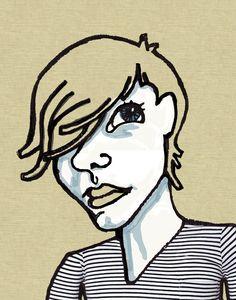 Portrait by Suus' Design