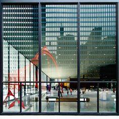 Chicago Federal Center / Mies van der Rohe