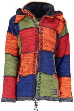 Winter Sweaters, Red Sweaters, Pullover Upcycling, Recycled Sweaters, Red Accessories, Cardigan Pattern, Types Of Sleeves, Creations, Jackets For Women