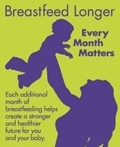 Great affirmation of why I continue to breastfeed my toddler through this pregnancy