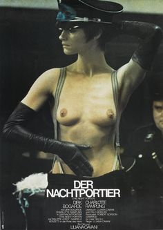 The Night Porter (Germany), 1974.