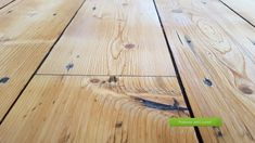 Grenen vloer, geschuurd gelakt Hardwood Floors, Flooring, Bamboo Cutting Board, Wood Floor Tiles, Hardwood Floor, Wood Flooring, Floor, Paving Stones, Floors