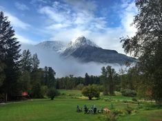 When it comes to beautiful places to wake up in the morning Tweedsmuir Park Lodge in Bella Coola, BC. Canada Travel, Canada Trip, Park Lodge, Beautiful Places, Things To Come, Mountains, Nature, Link, Lighthouses