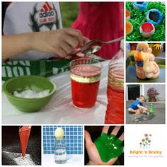 10 Very cool science activities that you can do with things you have at home - bouncing eggs, slime, geode crystals and much more. Science Activities, Activities For Kids, Knock Knock, Posts, Cool Stuff, Cool Things, Messages, Kid Activities, Petite Section