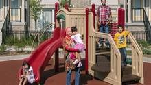 Maimoona Mehmood and her husband, Syed Ali, have finally bought their first home, and you have to be happy for them and their three children. The Pakistani-born couple moved into their new two-bedroom unit in a Mississauga, Ontario, townhouse development in June, paying $279,000.