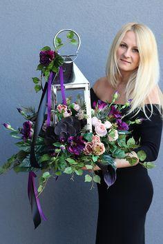Deco Floral, Arte Floral, Paper Flower Decor, Flower Decorations, Rose Flower Arrangements, Grave Decorations, Lanterns Decor, Funeral Flowers, Florists