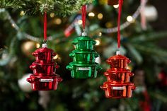 Two of my favorite things, Christmas and le creuset!