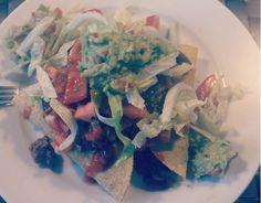 Homemade taco's & homemade guacemole
