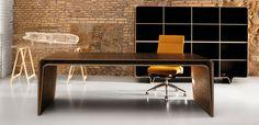 Modernit työpöydät Mumbai, valmistanut Castelli, Design Massimiliano Fuksas
