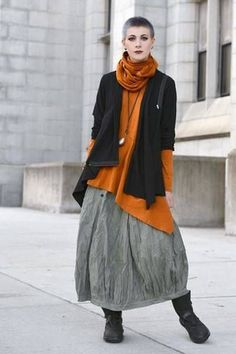 Shown w/ Side Zip Jacket, Fab Skirt, and Tokyo Scarf Look Boho Chic, Bohemian Style, Bohemian Summer, Boho Gypsy, Mode Outfits, Fashion Outfits, Womens Fashion, Mode Style, Style Me