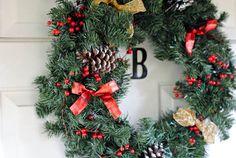 diy christmas wreath - Hledat Googlem
