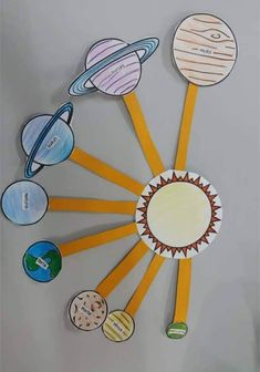 50 Marvelous DIY Solar System Crafts, Activities and Decorations with an 'Oomph' Factor Information Technology News, Technology News Today, Science And Technology News, New Technology Gadgets, New Gadgets, Medical Technology, Energy Technology, Latest Technology, Technology Logo