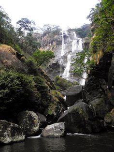 Sanje Waterfalls, Udzungwa Mountains, Tanzania