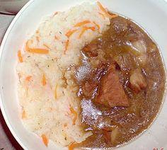 #Retete #simple, mancare delicioasa: #Tocanita din #cotlet de #porc cu #orez si #varza cruda Mashed Potatoes, Dan, Ethnic Recipes, Food, Whipped Potatoes, Smash Potatoes, Essen, Meals, Yemek