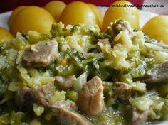 No Salt Recipes, Snack Recipes, Snacks, Czech Recipes, Ethnic Recipes, Potato Salad, Pork, Meals, Dinner
