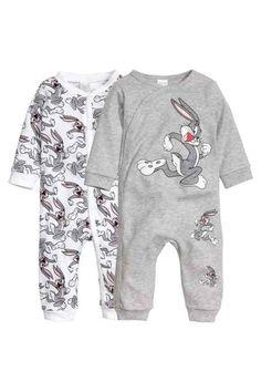 Pijama-salopetă, 2 bucăți