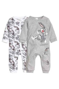 Set van 2 pyjamapakjes