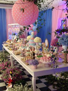 Festa Alice no Pais das Maravilhas | Alice in Winderland