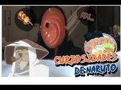 CURIOSIDADES DE NARUTO!