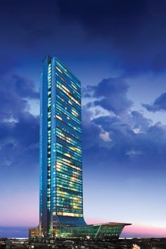 Istanbul Sapphire (Tabanlioglu Architects)
