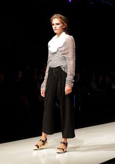 Boheme at Prague Fashion Weekend 2013. Foto: Kamila Písaříková #shoes from #calou #caloustockholm #clogs