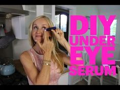 This under eye serum has DEFINITELY become a staple for my purse - I LOVE to freshen up with a swipe under each eye. And each of these oils are deeply nourishing for your sensitive skin - So lavish this serum!! Check it out on my YouTube: https://www.youtube.com/watch?v=gvZ7MvQ0Oow