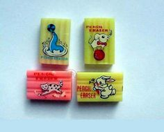 Those erasers smelled good! My Childhood Memories, Sweet Memories, Nostalgia, Good Old Times, Pencil Eraser, 90s Kids, My Memory, Retro Vintage, Old Things