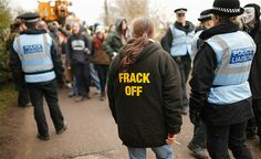 Image: Anti-Fracking Protests Continue (© REUTERS/Phil Noble)