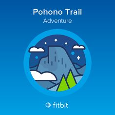 I hiked Pohono Trail on a Fitbit Adventure