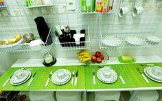 Organizacao cozinha