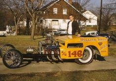 Vintage Drag Racing - Bantam