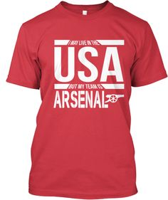 CALLING ALL USA ARSENAL FANS!!!