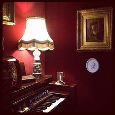 Good evening at #laMontchevalleraie.  (à Chateau De La Montchevaleraie)