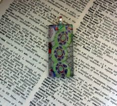 Antique Paper Weight Image Glass Pendant Pendants by TheGypsyShop, $6.00