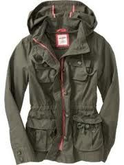 Cargo Jacket yes yes and oh yes...
