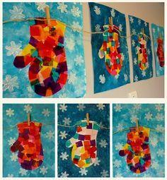 15 recursos creatius per treballar l'hivern