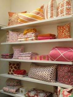 Pink Eggshell: Calypso Home