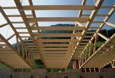 Kaufmann Holz AG - Abbundhalle , Fotograph Ignacio Martinez