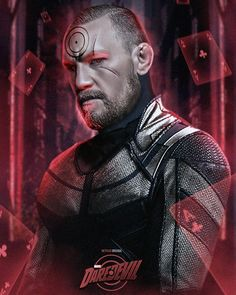 I take it is a Fan of as am I, here is his choice for Bullseye for the Netflix DD series Who would you guys cast as Bullseye? Personally I agree with the choice of having. Marvel Actors, Marvel Dc, Marvel Comics, Comic Movies, Comic Books Art, Daredevil Art, Captain America Civil War, Batman, Blade Runner