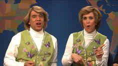Halloween costume idea: Garth and Kat from SNL!