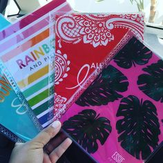 Crushing on my new covers!!! New covers mean new bands!! #rainbowsandpixiedust #erincondren #plannerband #happyplanner #plannerlove @rainbowsandpixiedust