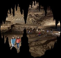 Marengo Cave, US National Landmark Southern Indiana