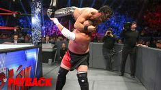 """When you're """"The Architect"""" Seth Rollins, you ALWAYS have a plan...   """"The Man"""" faces Samoa Joe at WWE Payback, streaming LIVE on WWE Network!"""