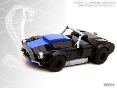 Nice Shelby Cobra | Carroll Shelby's favorite production car I kn… | Flickr...  DYLON