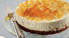 Καλοκαιρινή τούρτα με γιαούρτι - Filenades.gr