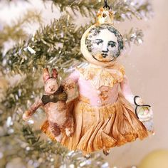 Image of Princess Lily ~ Hanging Ornament