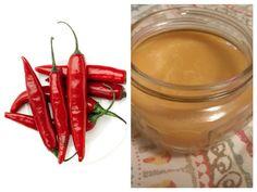 Unguentul de ardei iute preparat în casă este un remediu extrem de util în sezonul rece, având excelente efecte antireumatice.