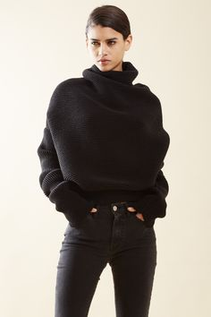 Acne Galactic oversized turtleneck